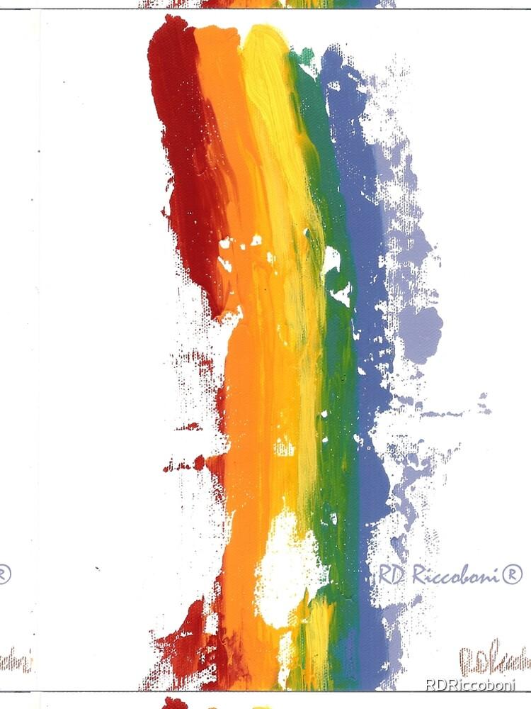 Pride Parade Rainbow Diversity by RD RIccoboni by RDRiccoboni