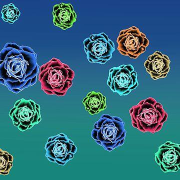 Feeling Flowery (Neon Sister) by DaganEldr