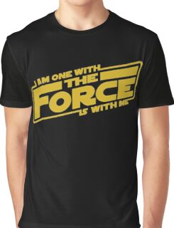 I am one with it Graphic T-Shirt