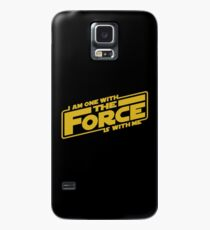 I am one with it Case/Skin for Samsung Galaxy