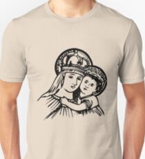 Virgin Mary and Child T-Shirt
