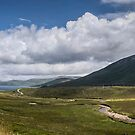 Skye Panorama by Colin Metcalf