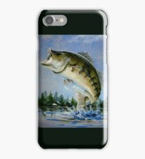 The Catch of the Day iPhone Case/Skin