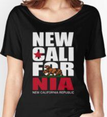 New California Women's Relaxed Fit T-Shirt
