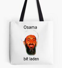 Osama Bit Laden Tote Bag