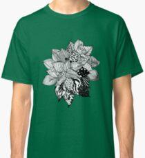 leaf pattern Classic T-Shirt