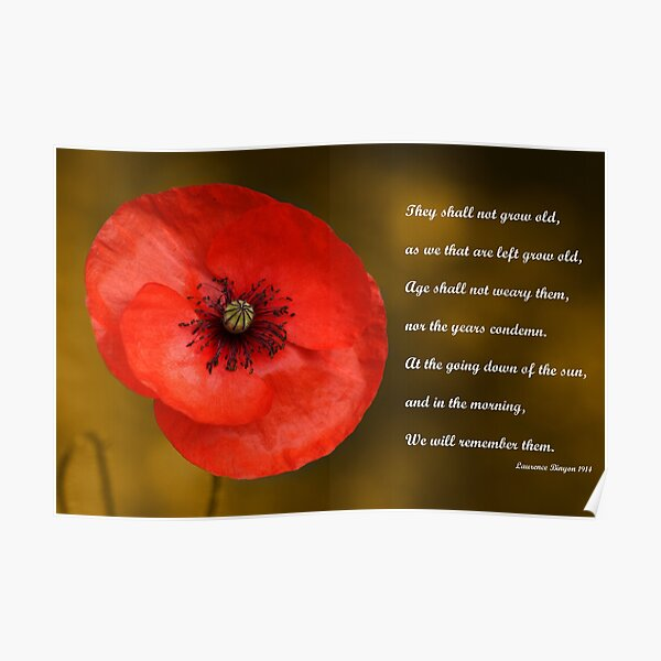 Table Flag LEST WE FORGET British Army Navy RAF Poppy Support Royal Armed Forces