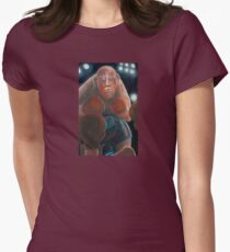 big Vince  Women's Fitted T-Shirt