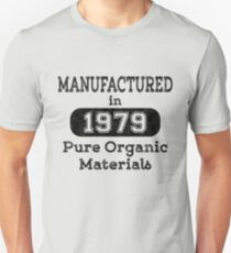 Manufactured in 1979 T-Shirt
