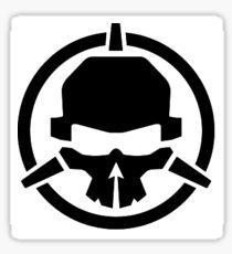 Rotor Riot Sticker