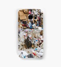 scrap paper Samsung Galaxy Case/Skin