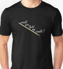 Rent - Light My Candle Unisex T-Shirt