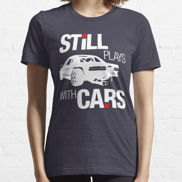Still plays with cars (2) Essential T-Shirt