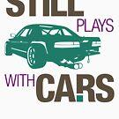 «Sigue jugando con autos (3)» de PlanDesigner