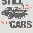 «Sigue jugando con autos (4)» de PlanDesigner