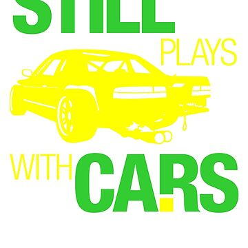 Still plays with cars (5) by PlanDesigner