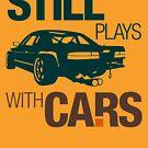«Sigue jugando con autos (7)» de PlanDesigner