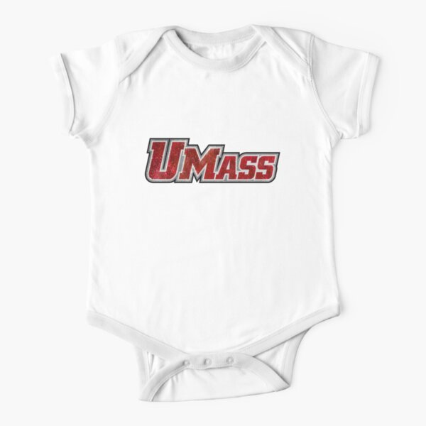Galaxy UMass Short Sleeve Baby One-Piece