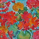 Geranium by Ann Mortimer