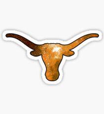 Galaxy University of Texas Sticker