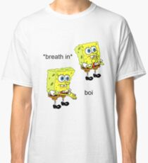 Spongebob Boi Classic T-Shirt