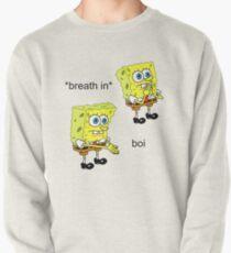 Spongebob Boi Pullover