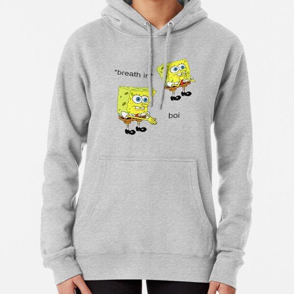 Spongebob Boi Pullover Hoodie