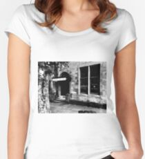 Greenock Arts Guild Women's Fitted Scoop T-Shirt