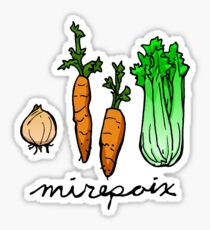 mirepoix Sticker