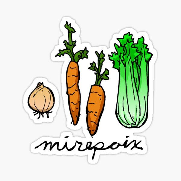 mirepoix Sticker