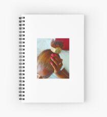 Hair Watch Spiral Notebook