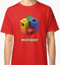 Master Builder Tee for Expert Builders Classic T-Shirt