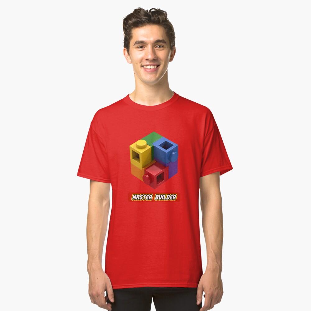 Meister-Erbauer-T-Stück für Experten-Erbauer Classic T-Shirt