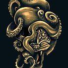 Octotiger by Lou Patrick Mackay