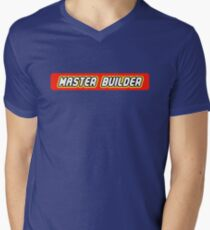 Master Builder Graphic for Expert Builders T-Shirt