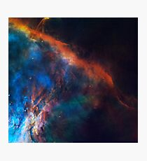 The Edge of Orion Nebula Photographic Print