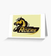 Whiterun Riders Greeting Card