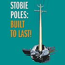 Stobie Poles: Built to Last! by suranyami