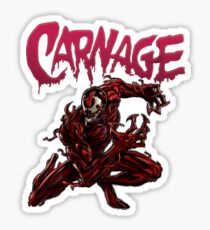 Carnage T-Shirt Sticker