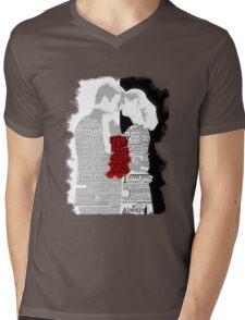 Yin Needs Yang Mens V-Neck T-Shirt