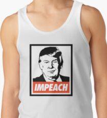 Impeach Trump  Tank Top