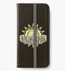 Dawnstar Flares iPhone Flip-Case/Hülle/Klebefolie