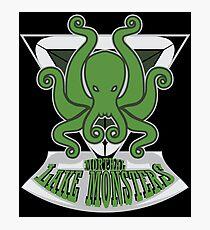 Morthal Lake Monsters Photographic Print