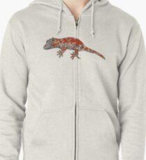 Gargoyle Gecko Superblotch Zipped Hoodie