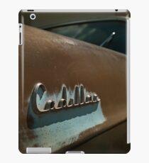 Abandoned 1957 Cadillac Detail iPad Case/Skin