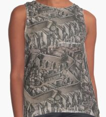 The Walled City Contrast Tank