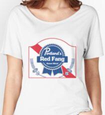 Red Fang - PBR Women's Relaxed Fit T-Shirt