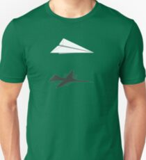 A flight of imagination (F-111 Aardvark) T-Shirt