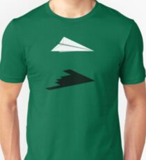 A flight of imagination (B-2 Spirit) T-Shirt
