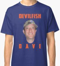 BARSTOOL - DEVILFISH DAVE  Classic T-Shirt